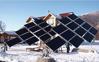 兰州太阳能光伏发电