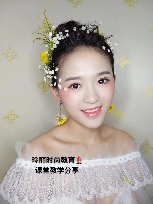 巨野县玲丽化妆技术培训工作室
