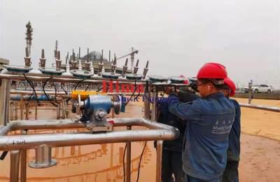 江西南昌縣文化中心噴泉進入施工階段