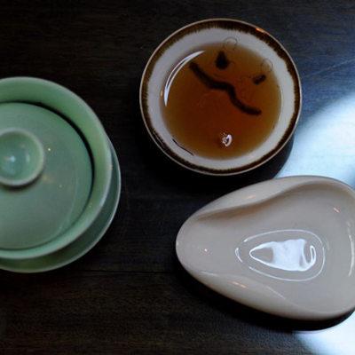 喜欢茶的简静与平和