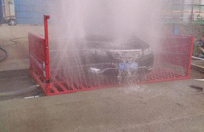 鹤壁电厂工地洗车机定制款