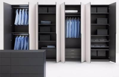 翰诺威定制衣柜坚持原创,做真实的自己