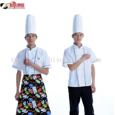 厨师服使用什么材质布料