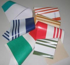 福建PVC彩条夹网布