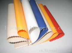PVC夹网帐篷布环保无毒