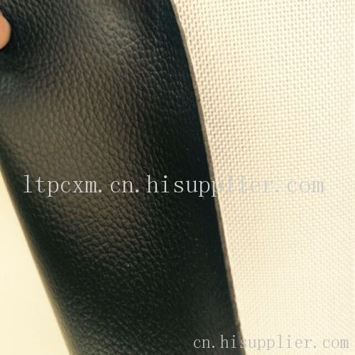PVC人造革 汽车坐垫革 装饰革销售中