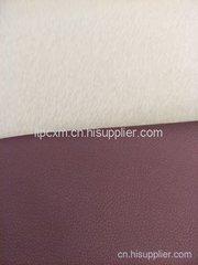 半PU合成革用于沙发坐垫