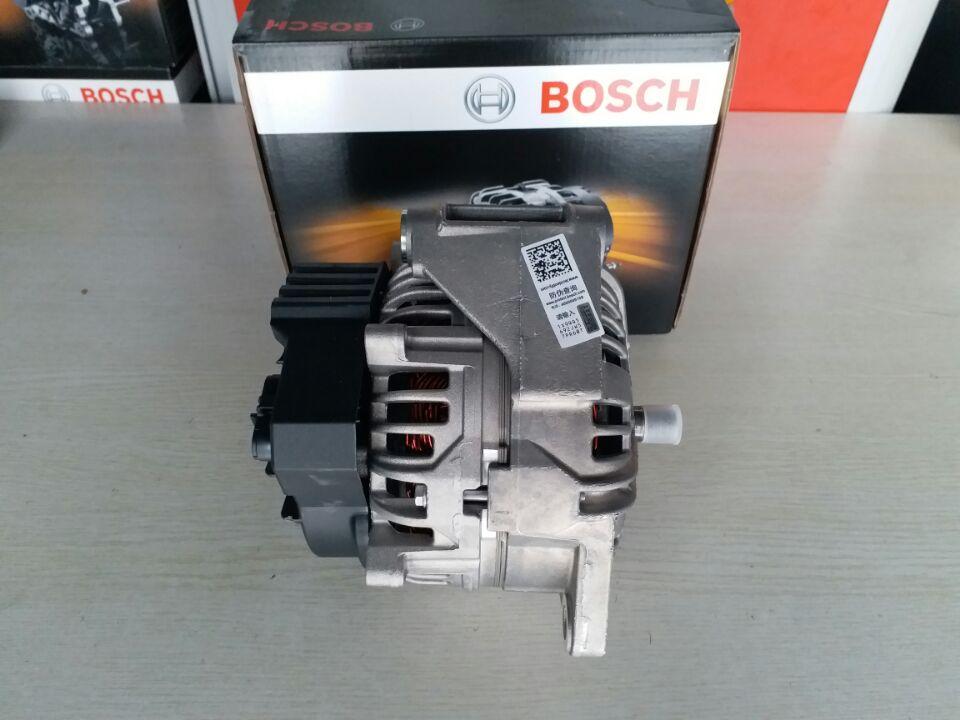 0124655097奔驰4141泵车发电机