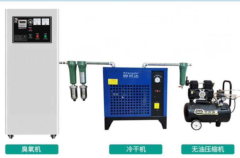 环保臭氧机在行业中的应用,水处理,养殖厂臭氧机设备