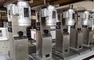 实验室型双叶轮控制浮选机实验装置