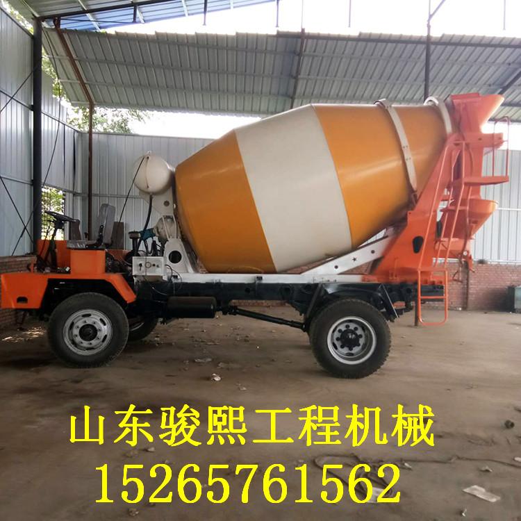建筑专用混凝土搅拌运输车 水泥搅拌罐车 混凝土运输车厂家