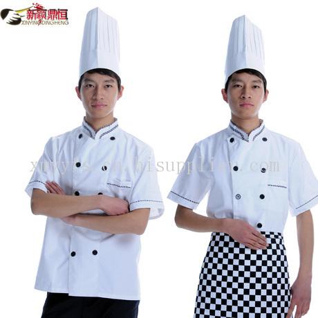 厦门厨师服定制就找乙允服饰