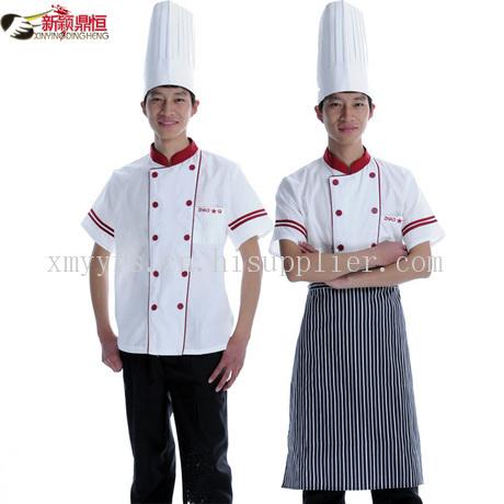 厦门厨师服供应商就找厦门乙允服饰