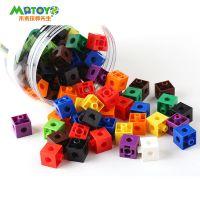 儿童玩具3-6周岁 积木拼接拼插益智创意玩具积木趣多多