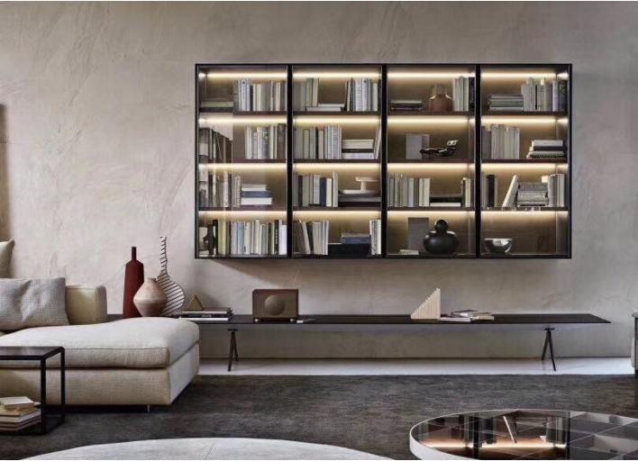 翰诺威书柜定制丨与灵魂来一次对话