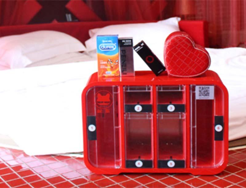 耐斯酒店售货机:不容忽视的销售方式