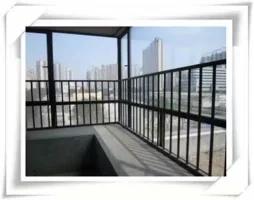 常州优质锌钢阳台栏杆如果不够圆润请盘它