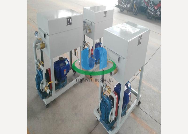 LY系列板框式滤油车