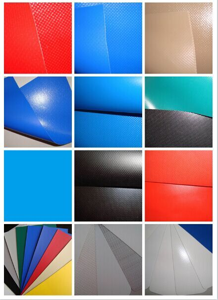 PVC涂层布夹网布