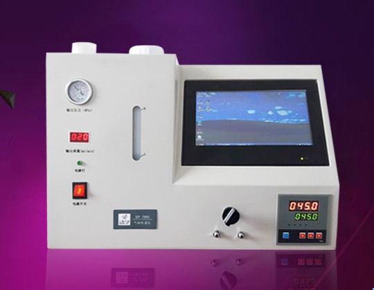 上海气谱 LNG加气站专用热值分析仪价格