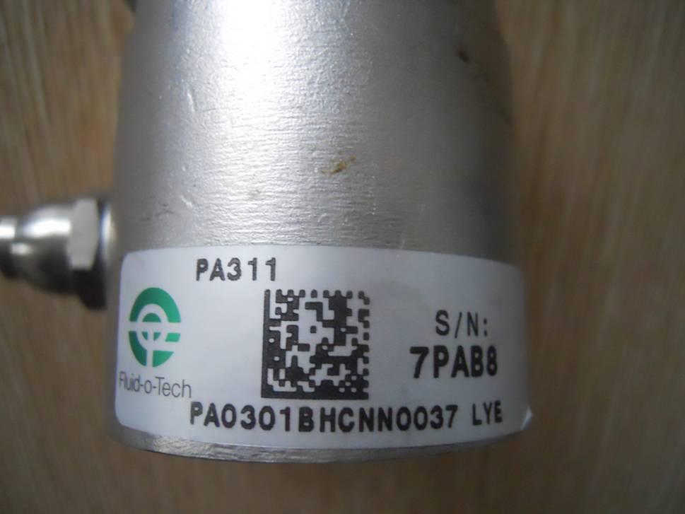 PA1511福利德fluid叶片泵水务专用泵