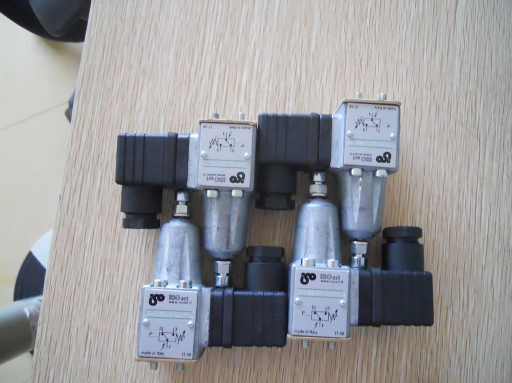 ISO压力开关元件IPH-350/E液压专用