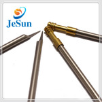 捷胜五金专业生产供应 高精密医疗器械零配件 不锈钢刀头嵌件