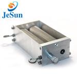 【捷胜】专业定制不锈钢粘米轮 金属工艺品 便携式小型麦牙粉碎机