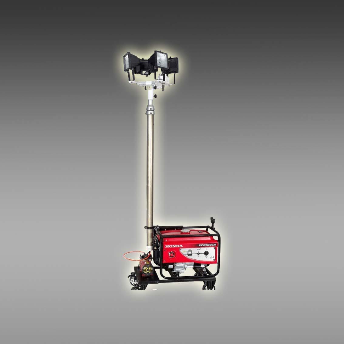 供应防汛移动照明车 抢险照明车 发电机照明车