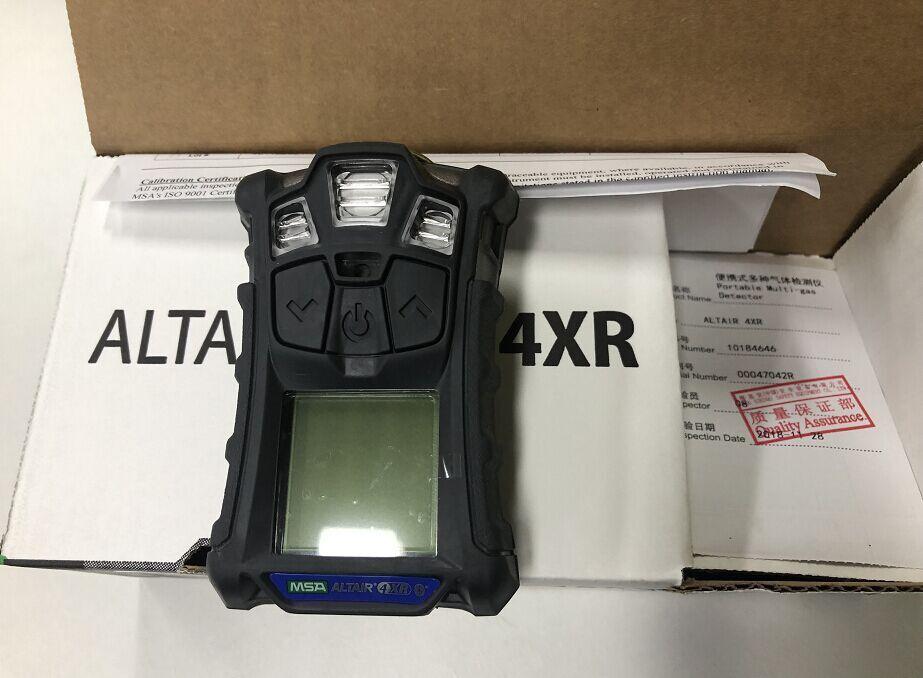 新款梅思安4XR蓝牙气体检测仪