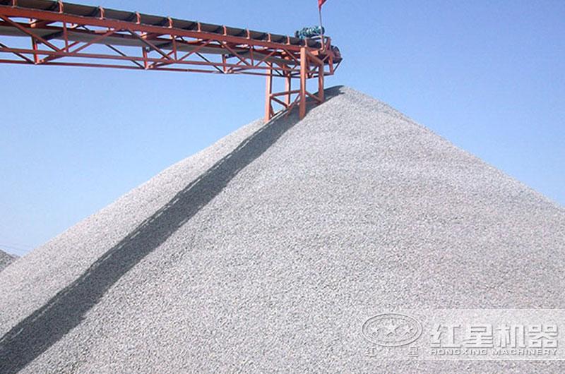 一条石料生产线要用到哪些设备?Z94