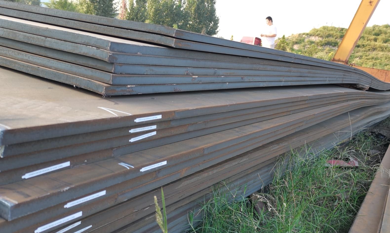 耐磨板厂家现货库存NM360NM400NM500邯钢产耐磨钢板