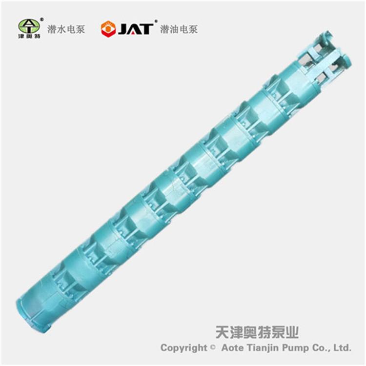 矿用热水潜水电泵_尺寸_参数