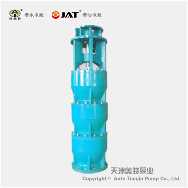 高压三相深井潜水电泵_配套产品_选型